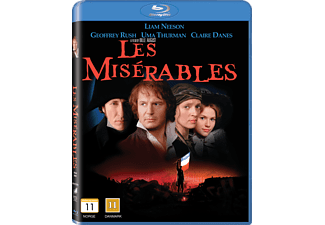 Les Miserables Drama Blu-ray