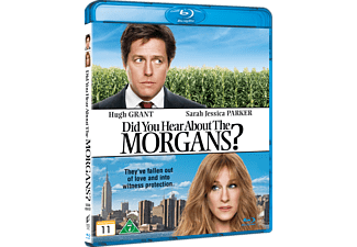 Did You Hear About the Morgans? Komedi Blu-ray