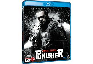 Punisher 2: War Zone Action Blu-ray