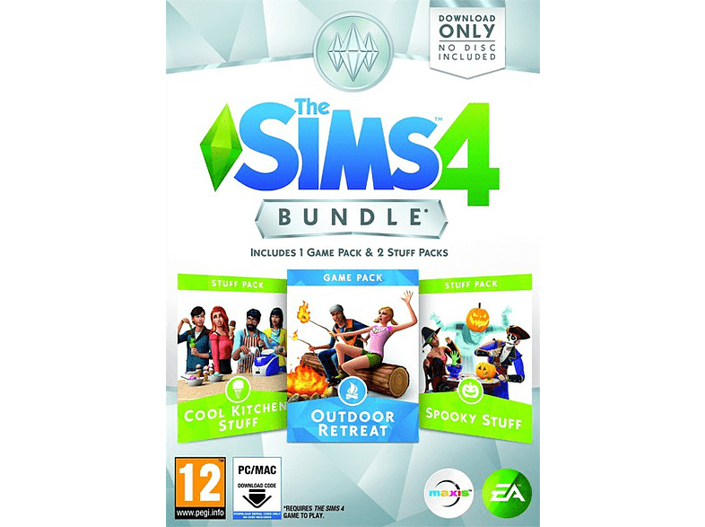 The Sims 4 Bundle Pack 3 PC gaming   offline pc παιχνίδια pc computing   tablets   offline παιχνίδια pc gami