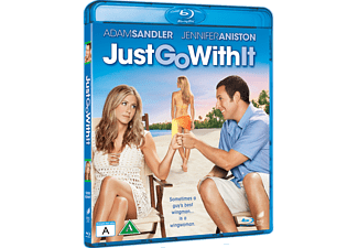 Just Go With It Komedi Blu-ray