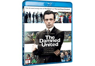 The Damned United Drama Blu-ray