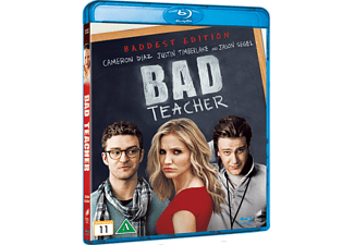 Bad Teacher Komedi Blu-ray