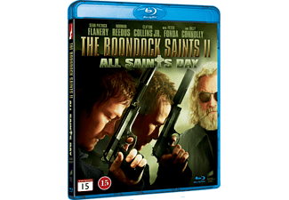Boondock Saints II: All Saints Day Action Blu-ray