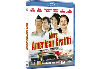 More American Graffiti Komedi Blu-ray