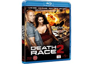 DEATH RACE 2 BD  Blu-ray