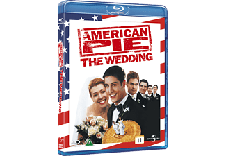 American Pie 3 - The Wedding Komedi Blu-ray