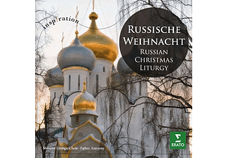 Father Amvrosy, Moscow Liturgic Choir - Russische Weihnacht - Russian Christmas Liturgy (CD)