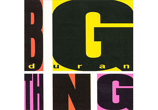 Duran Duran - Big Thing (Vinyl LP (nagylemez))