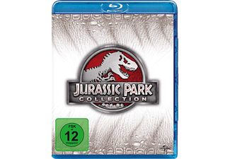 Jurassic Park Collection - (Blu-ray)