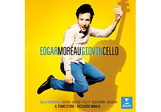 Edgar Moreau, Giovin Cello - Giovincello (CD)