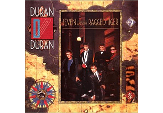 Duran Duran - Seven and The Ragged Tiger (Vinyl LP (nagylemez))