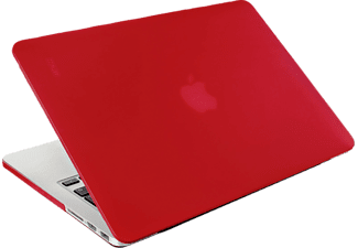 ARTWIZZ Rubber Clip, Backcover, MacBook Pro mit Retina Display, 15 Zoll, Rot