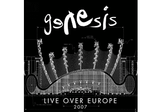 Genesis - Live Over Europe 2007 - (CD)