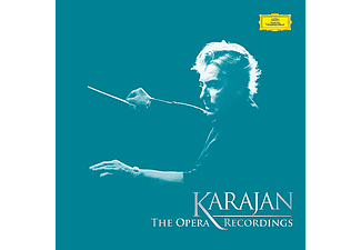 Herbert von Karajan - The Opera Recordings (CD)
