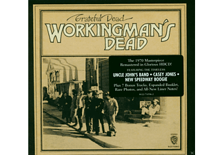 Grateful Dead - Workingman's Dead [CD]