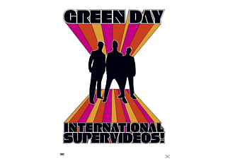 Green Day - International Supervideos! [DVD]