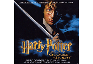 John Ost/(Composer) Williams - Harry Potter And The Chamber Of Secrets - (CD)