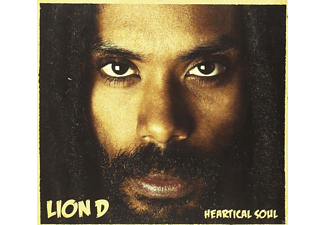 Lion D - Hertical Soul [CD]