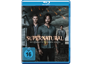 Supernatural - Die komplette 9. Staffel - (Blu-ray)
