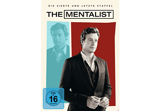 The Mentalist - Die komplette 7. Staffel [DVD]