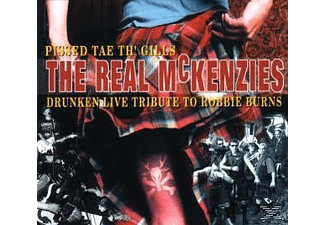 The Real Mckenzies - Pissed Thae Th Gills - (CD)
