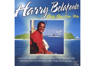 Harry Belafonte - Only One Like Me - (CD)