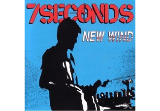 7 Seconds - New Wind [CD]