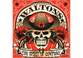 The Waltons - The Spirit Of Cowpunk - (CD)