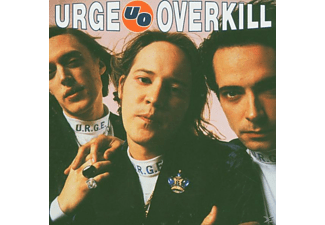 Urge Overkill - The Supersonic Storybook - (CD)