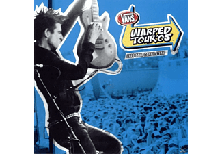 VARIOUS - Warped 2005 Tour Compilation - (CD)