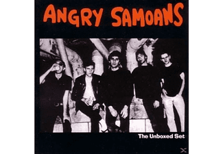 Angry Samoans - Unboxed Set - (CD)