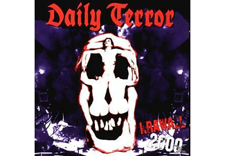 Daily Terror - Krawall 2000 (Re-Issue) - (CD)