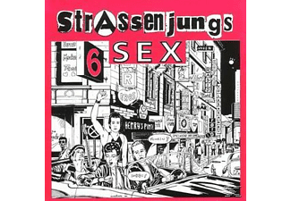 Straßenjungs - Sex (1986) - (CD)