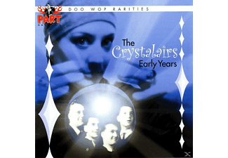 The Crystalairs - The Early Years - (CD)