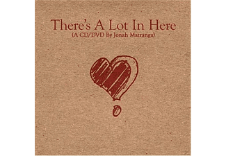 Jonah Matranga - There's A Lot In Here - (CD + DVD Video)