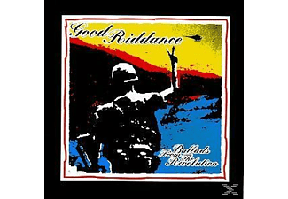 Good Riddance - Ballads From The Revolution - (CD)