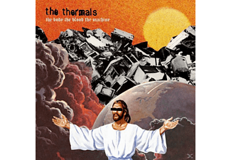 The Thermals - The Body The Blood The Machine - (Vinyl)