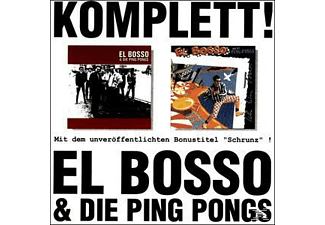 Die Ping Pongs - Komplett! - (CD)