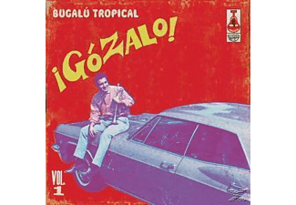 Various - Gozalo! Vol. 1 - (CD)
