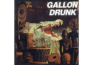 Gallon Drunk - You The Night...And The Music - (CD)