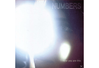Numbers - Now You Are This - (CD)