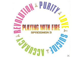 Spaceman 3, Spacemen 3 - Playing With Fire - (CD)