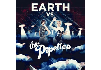 The Pipettes - Earth Vs.The Pipettes - (CD)