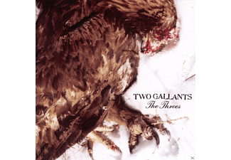 Two Gallants - The Throes (Special Edt+Remix) - (CD)