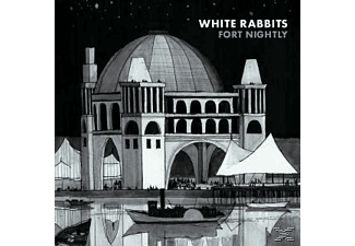 White Rabbits - Fort Nightly - (CD)