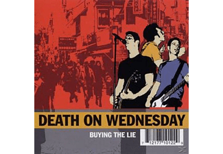 Death On Wednesday - Buying The Lie - (CD)