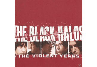 The Black Halos - The Violent Years - (CD)