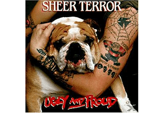 Sheer Terror - Ugly And Proud - (CD)