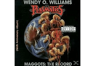Wendy O Williams - Maggots: The Record - (CD)